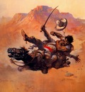 frank frazetta returnofthemucker
