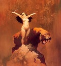 frank frazetta sungoddess