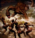 frank frazetta theamalilegend