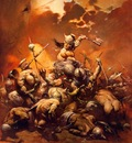 frank frazetta thedestroyer