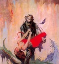 frank frazetta themonstermen