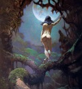 frank frazetta themoonsrapture