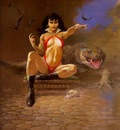 frank frazetta vampirella1996