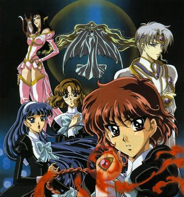 magic knight rayheart
