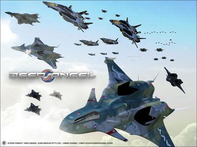 Flying Hurricanes