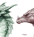dragonhead sketches