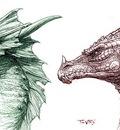 dragonhead sketches