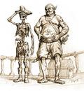 pirates opposites