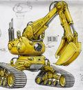 Robot Shovel