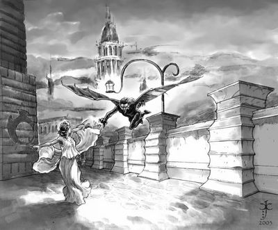 vampire attack final cjc
