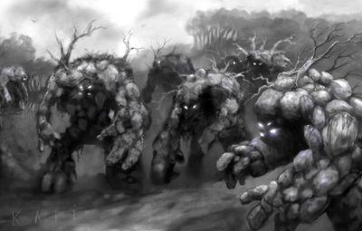 Stone Golem Army