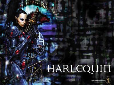 harlequin800