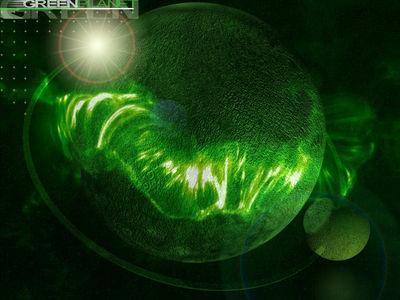 Green Planet   1600x1200