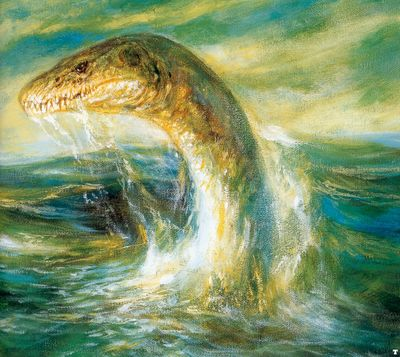bob eggleton pleisiosaurs