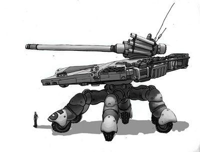 weapon platformBW