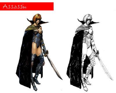 character assassin