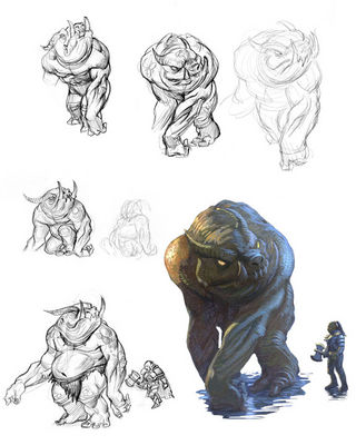 creature troll