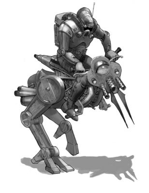 mechacycle