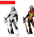 character necrowarrior