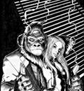 Art Adams Angel  The Ape 1 Cover