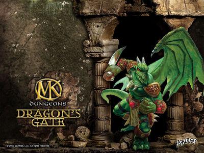 mk dragon hero800
