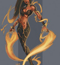 Female Torch