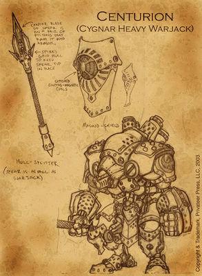 Centurion concept