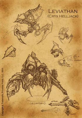 Leviathan concept