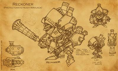 reckoner concept