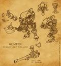 hunter concept
