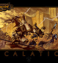 Escalation Wallpaper