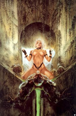 luis royo communion