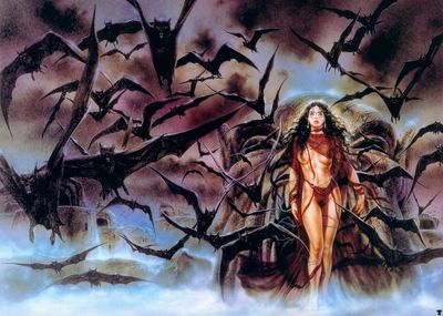 luis royo darkwords