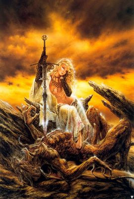 luis royo immaculate