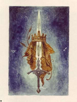luis royo tarot espadas