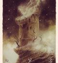 luis royo tarot la torre