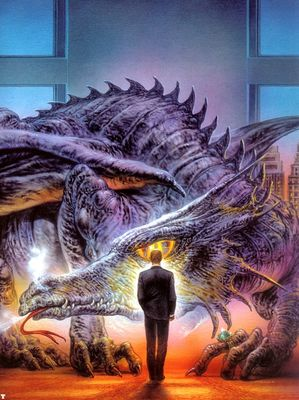 luis royo the dragons of cuyahoga