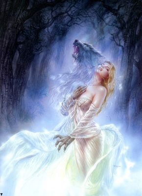 luis royo the enchantment