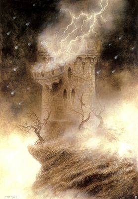 luis royo the tower