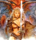 luis royo dream of the dragon