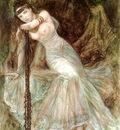 luis royo queen of wands