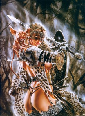 luis royo coverheavymetal1991