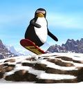 SnowBoardTux
