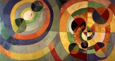 The Great Panel, Robert Delaunay