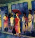 Bus Stop, Hyacinth Manning