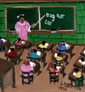 Fourth Grade Class, Jessie Coates