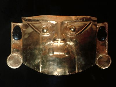 Treasures of Peruvian Gold
