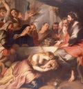 Christ in the House of Simon, Rubens