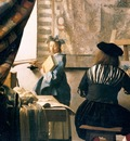 The Art of Painting, Jan Vermeer