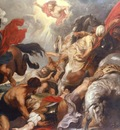 The Conversion of St  Paul, Rubens